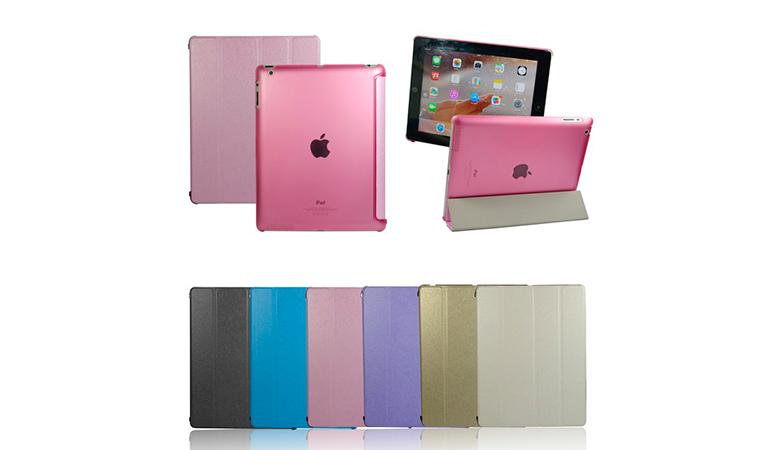 iPad mini 4 -suojakotelo, kuusi eri väriä 14,90€ (säästä 50%)