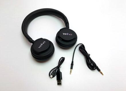 UUTUUS Veho ZB-5 johdottomat Bluetooth-stereokuulokkeet 49,90€