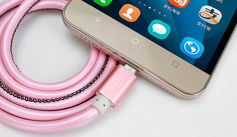Tyylikäs Micro-USB-kaapeli 7,40€ (säästä 50%)