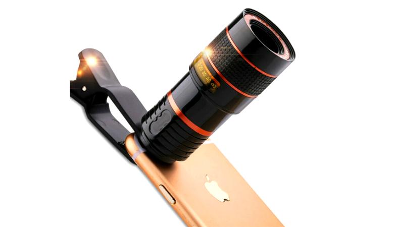 Kameralinssi älypuhelimelle 16,90€ (säästä 58%)