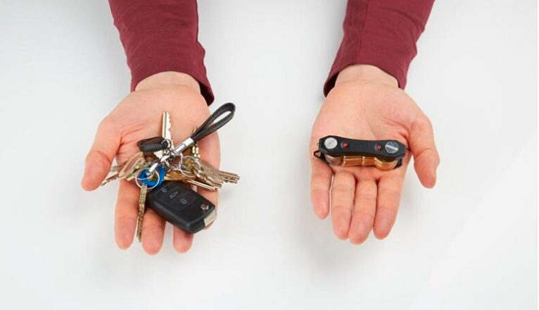 Ninja-avainkotelo 30 avaimelle 10,90€ (säästä 52%)