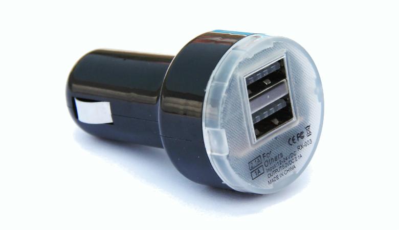 USB-adapteri autoon 4,90€ (säästä 62%)