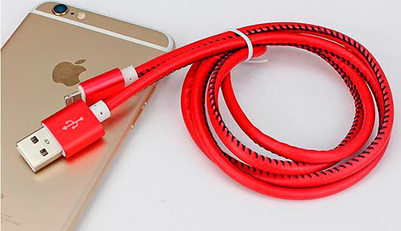 Tyylikäs iPhone-latauskaapeli 7,40€ (säästä 50%)