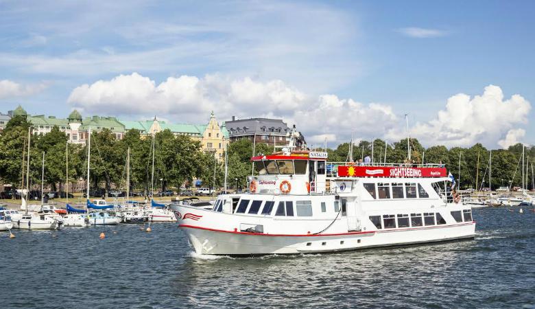 Royal Linen Helsinki Sightseeing -risteily 1–4 henkilölle alk. 15€ (säästä jopa 59%)