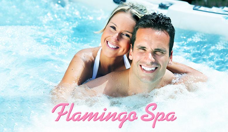 Flamingo Spa -liput kahdelle aikuisten Spa Kylpylään vain 39€