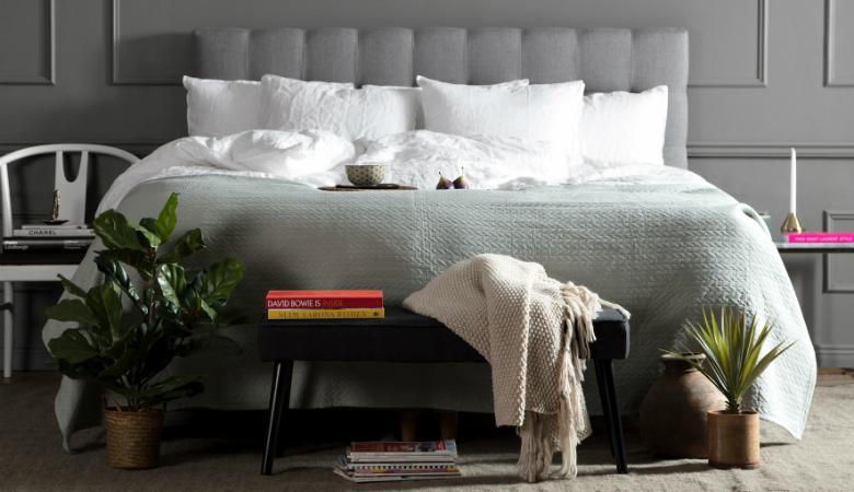 160 cm RITZ-jenkkisänky sängynpäädyllä, 2 värivaihtoehtoa 679€ (säästä 69%)