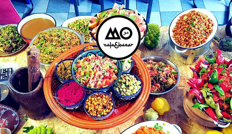 Marokkolainen buffet kahdelle 14€ (säästä 50%)