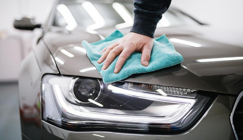 Auton pesu, imurointi ja kovavahaus tai täysfixaus alk. 45€ (säästä 80%)