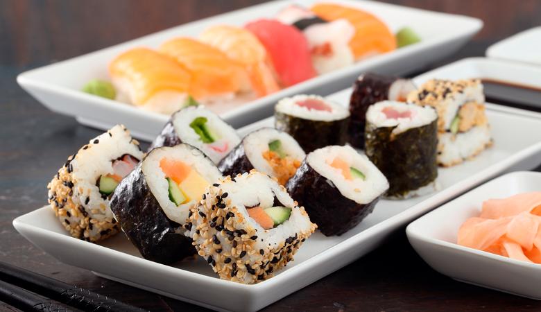 Japanilainen buffet kahdelle 25,90€ (säästä 41%)