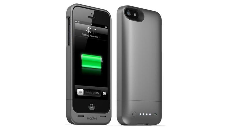 Mophie Juice Pack Helium 1500 mAh -akkukotelo, iPhone 5/5s/SE 39,90€ (säästä 50%)