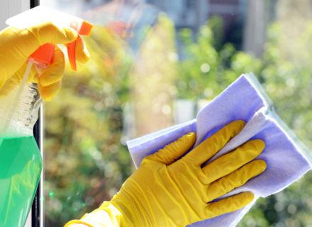 Kolmen tunnin kotisiivous tai ikkunanpesu alk. 49€ (säästä 53%)