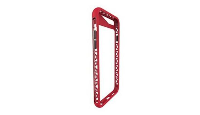 Punainen ZAGG-suojakuori, iPhone 6/6s 10,90€ (säästä 73%)