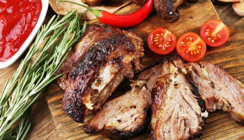 BBQ-lihalautanen kahdelle 12€ (säästä 50%)