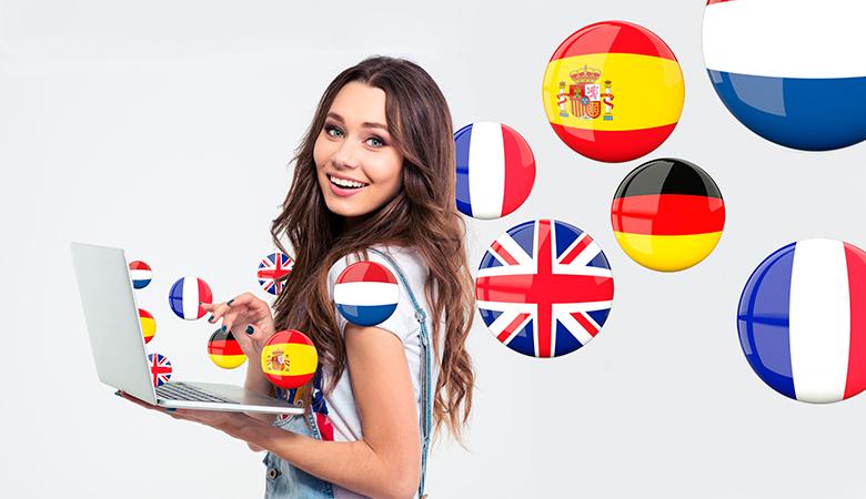 Verkkovalmennus kieltenopiskeluun alk. vain 19€ (säästä jopa 97%)