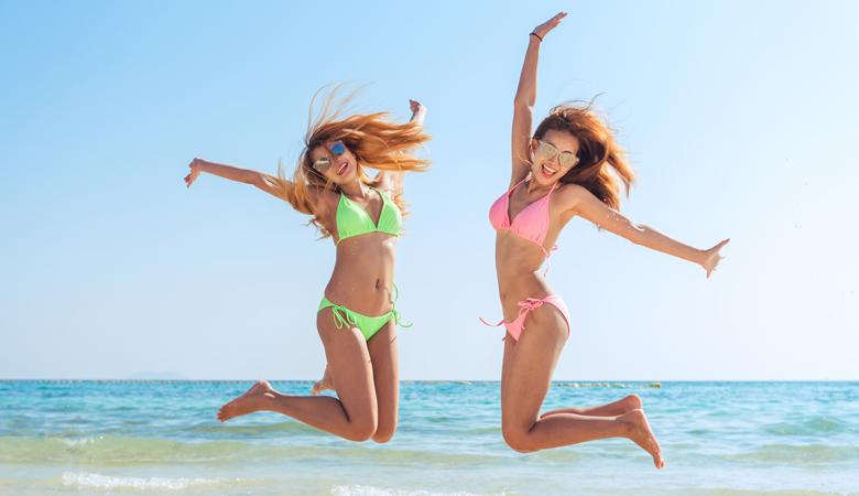 Bikinirajan ja kainaloiden sokerointi 20€ (säästä 64%)