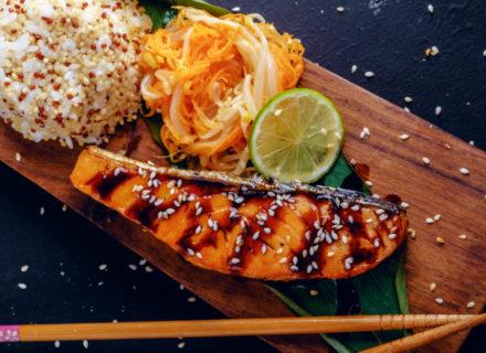 Japanilainen 3 ruokalajin menu kahdelle tai neljälle alk. 39€