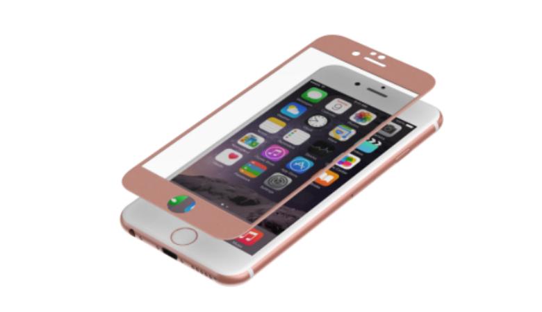 ZAGG Luxe -suojalasi iPhone 6/6s, kaksi värivaihtoehtoa 11,50€ (säästä 69%)