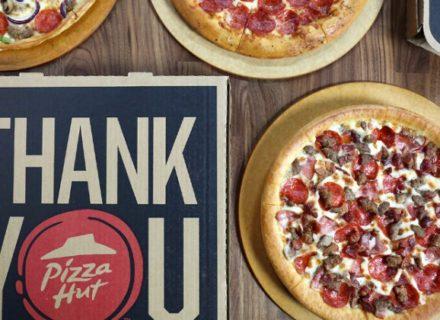 Pizza Hutin pannupizzat kahdelle 19,90€
