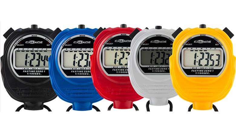 Stopwatch Fastime 01 -ajanottokello 8,99€