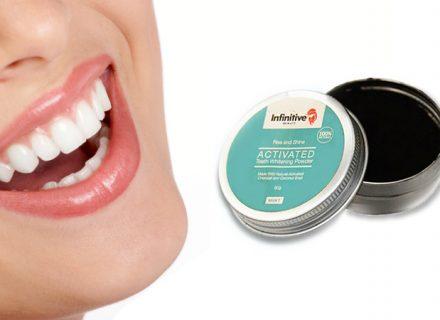 Charcoal-hampaidenvalkaisujauhe alk. 7,90€ (säästä jopa 76%)