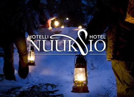 Hotelli Nuuksio – 3 yötä kahdelle sis. aamiaiset, kuntosalin ja saunan 170€ (säästä 56%)