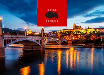 **** Hotel Taurus Praha – 2-3 yötä kahdelle sis. aamiaiset alk. 79€ (säästä jopa 56%)