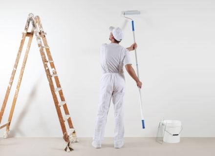 Rakennus-, maalaus- tai yleismiestyöt 4-8 tunniksi alk. 95€ (säästä jopa 50%)