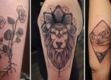 100, 150 tai 300€:n lahjakortti tatuointiin -80%