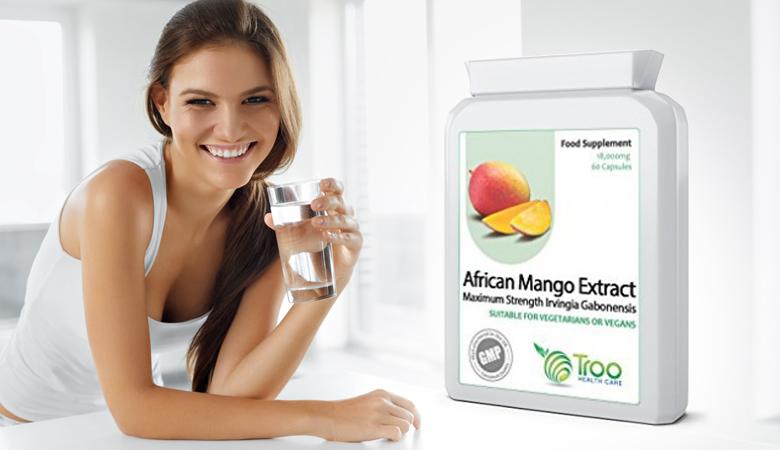 Ruoansulatusta edistävä afrikkalainen mangouute alk. 11,99€ (säästä jopa 70%)