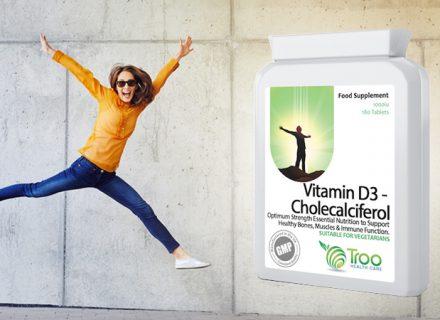 D3-vitamiini alk. 10,99€ (säästä jopa 70%)