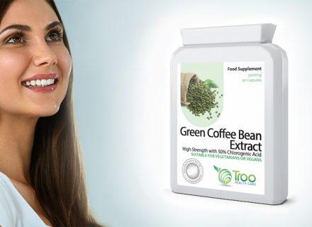 Vihreä kahvipapu-uute  -kapselit alk. 11,99€ (säästä jopa 70%)