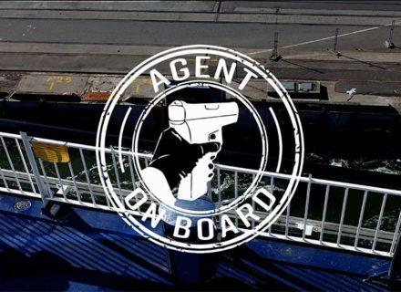 Agent on Board -pakohuonepeli 2-6 hengelle 69€ (säästä 47%)