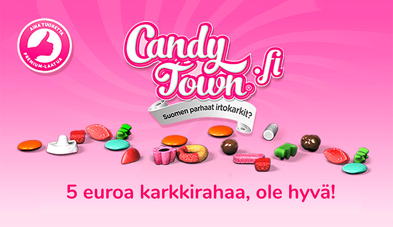Candytown Tampere