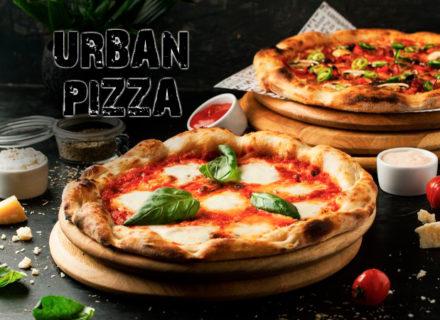 Valinnaiset take away -pizzat tai -kebabit kahdelle tai neljälle alk. 12,90€ (säästä jopa 51%)
