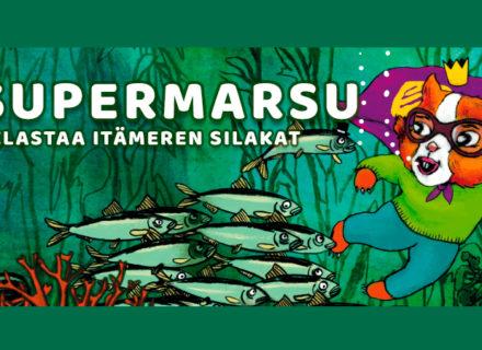 Lippu Supermarsu-teatterinäytökseen 11€ (säästä 41%)