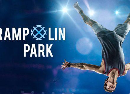 Trampolin Park – lippu hyppytunnille vain 9,80€ (säästä 30%)